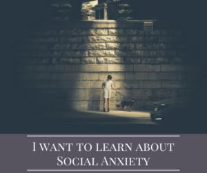 Social Anxiety Treatment