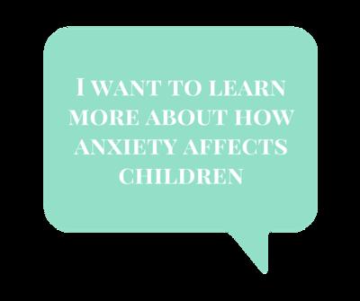 Treatment for Anxious Children