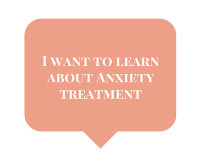 Anxiety Treatment Options