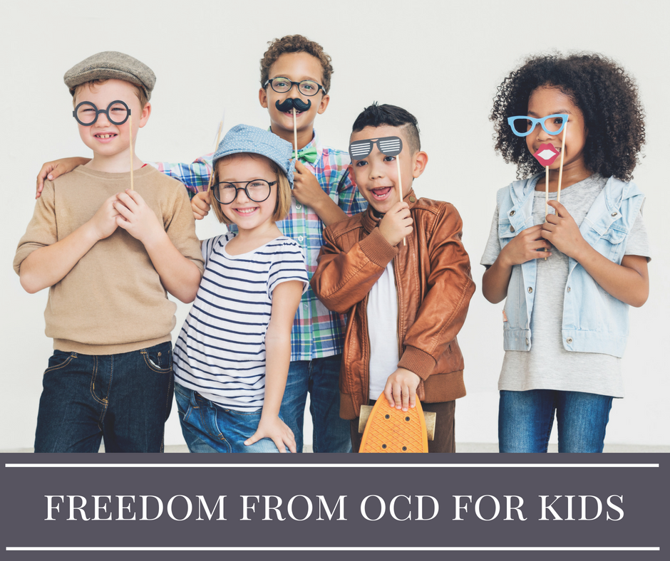 ocd support group for children