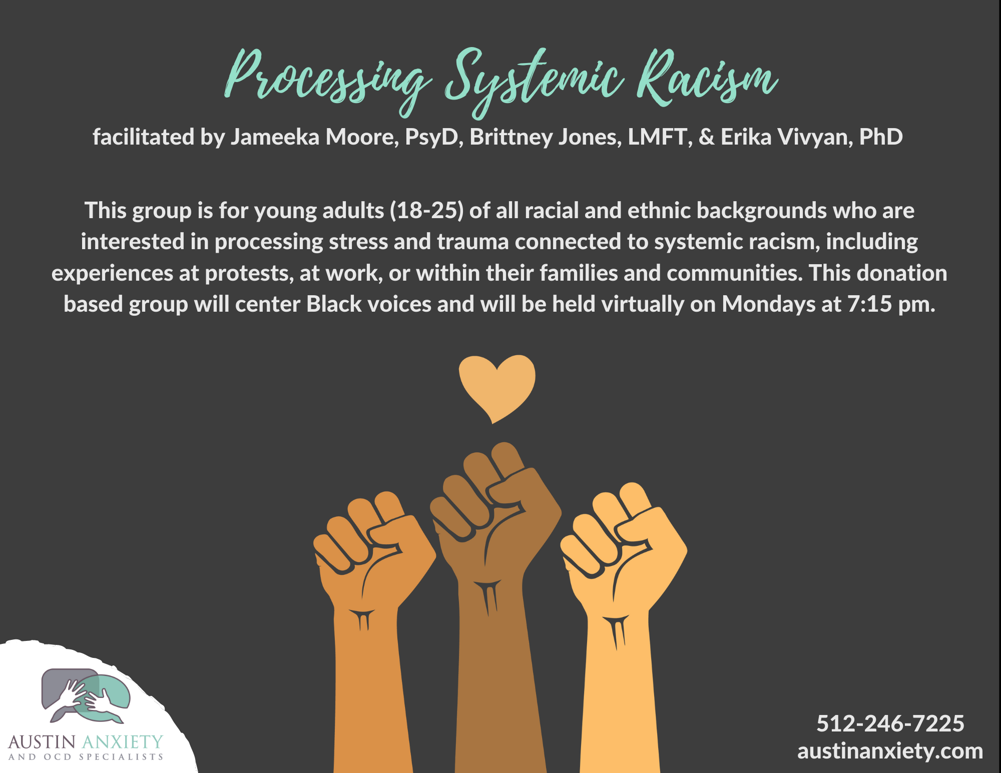 Systemic Racism Group