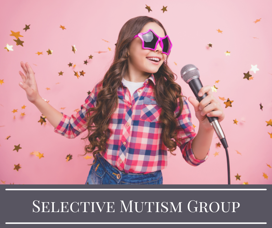 Selective Mutism Therapy Group